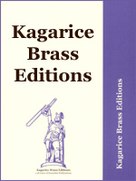 Kagarice Brass Editions